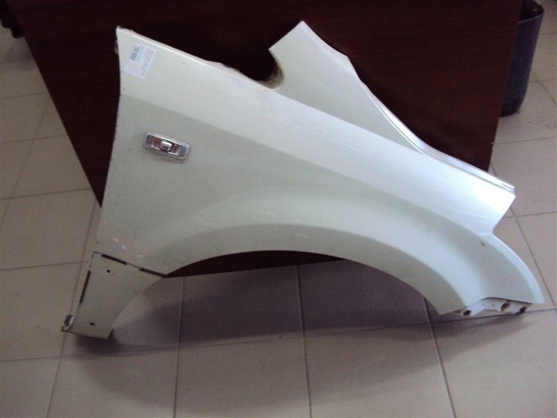 Крыло Nissan Presage U31 06 переднее правое