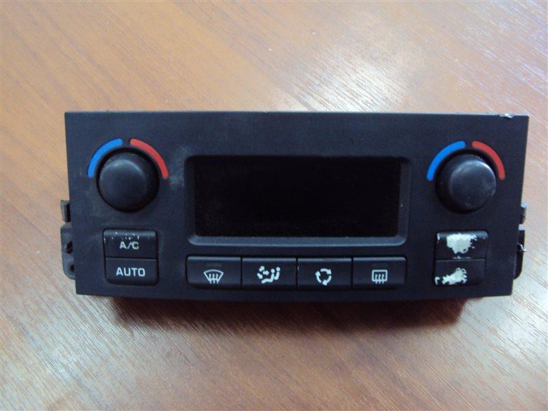 Блок управления климат-контролем Peugeot 207 NFU10RX4X