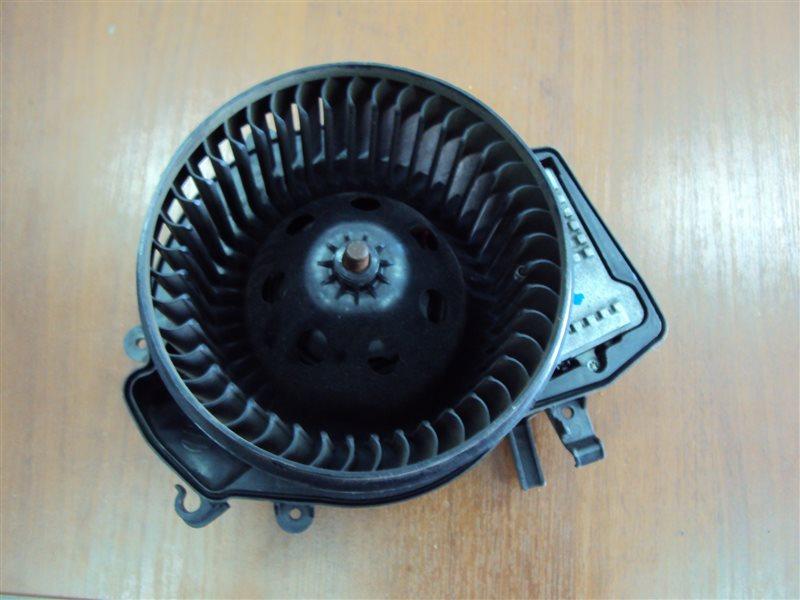 Мотор печки Peugeot 207 NFU10RX4X