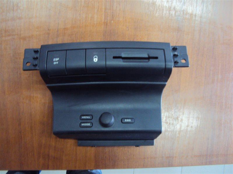Блок кнопок Peugeot 207 NFU10RX4X