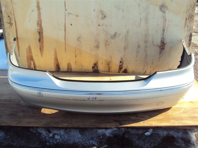 Бампер Mercedes-Benz Clk W209 112.955 2004 задний