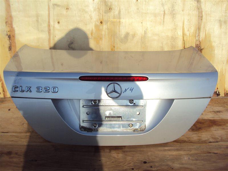 Крышка багажника Mercedes-Benz Clk W209 112.955 2004 задняя