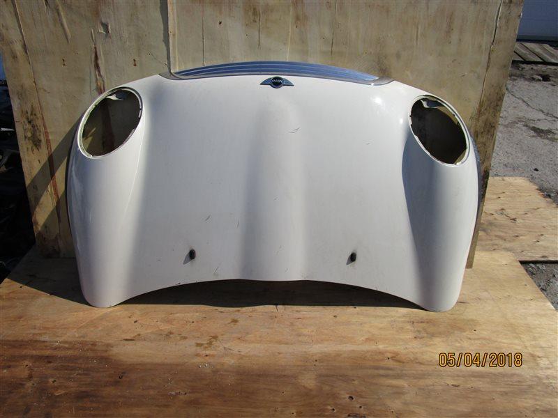Капот Mini Cooper передний