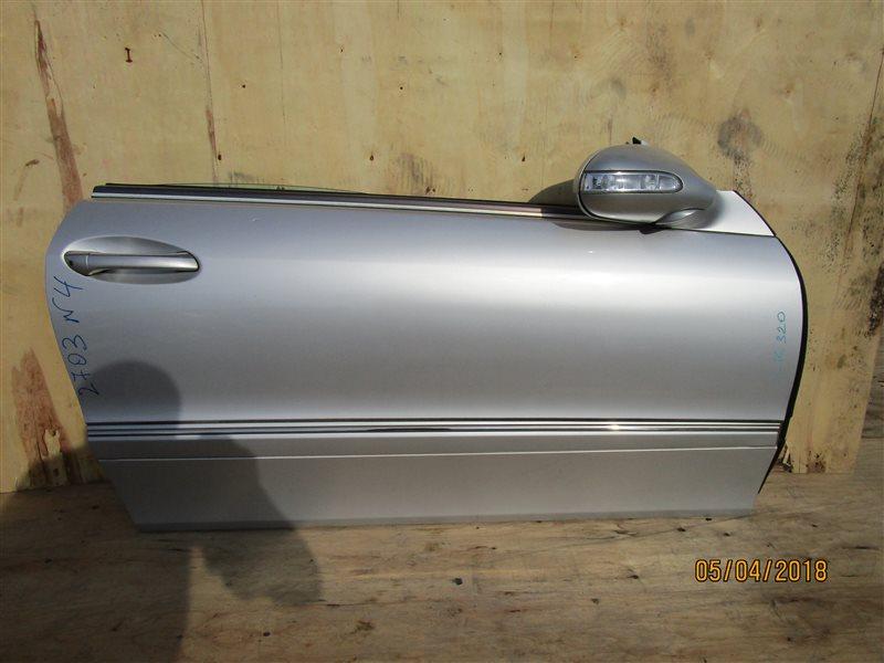 Дверь Mercedes-Benz Clk W209 112.955 2004 передняя правая