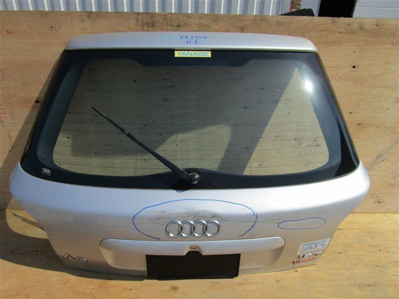 Крышка багажника Audi A3 AUQ задняя