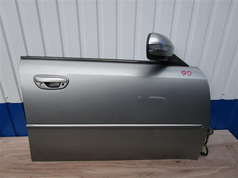 Дверь Subaru Legacy BP5 EJ20XHB передняя правая