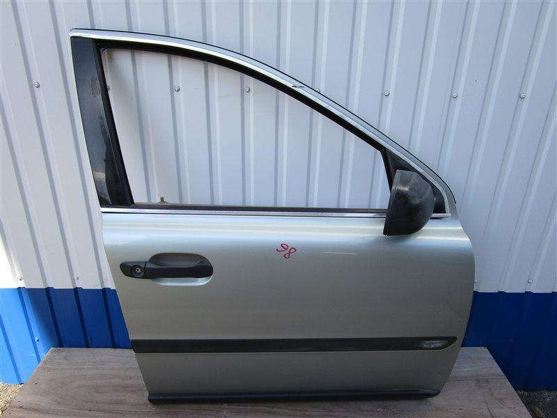 Дверь Volvo Xc90 CB5254AW B5254T2 2006 передняя правая