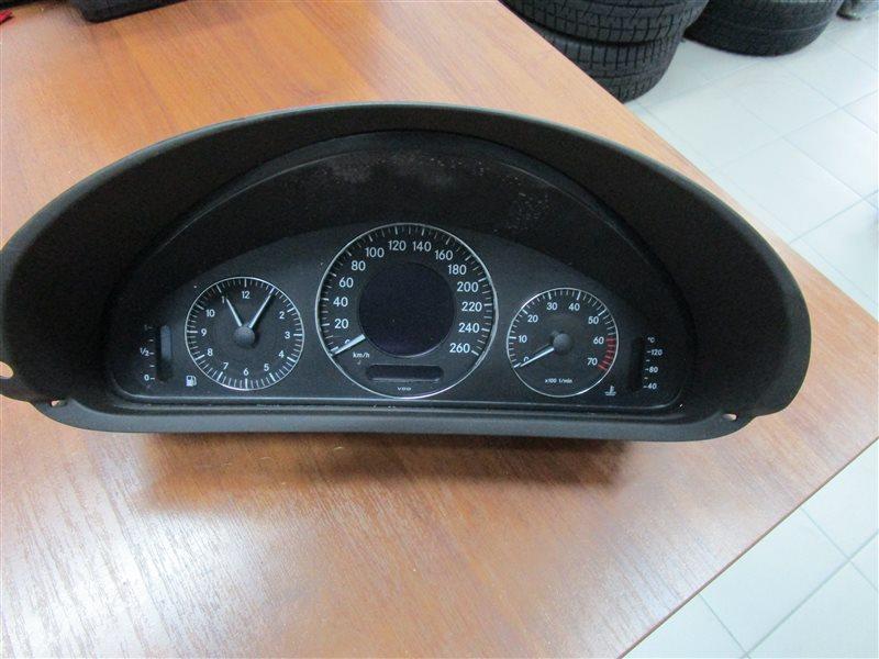Щиток приборов Mercedes-Benz Clk W209 112.955 2004
