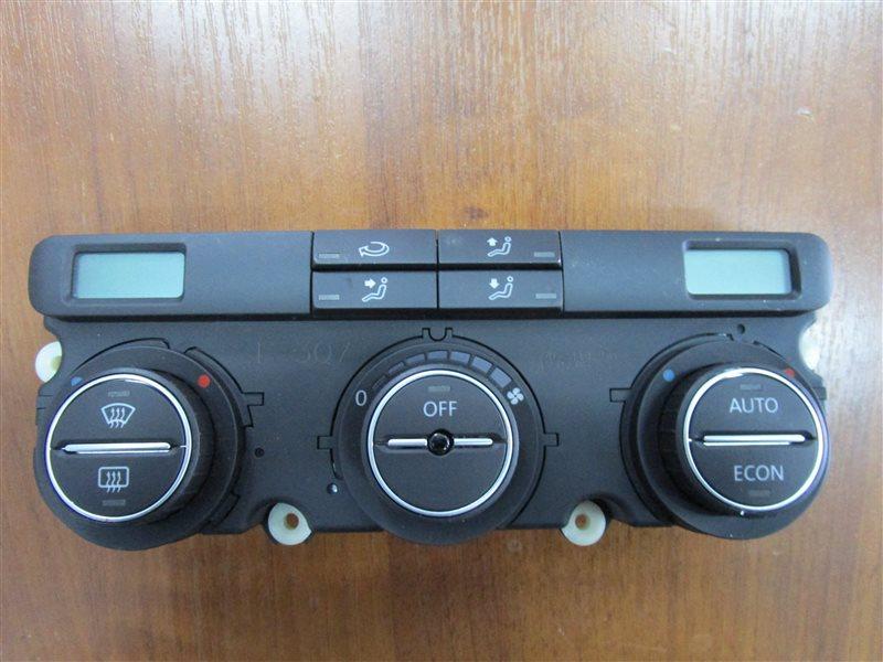 Блок управления климат-контролем Volkswagen Golf Plus 1K BLR 2005