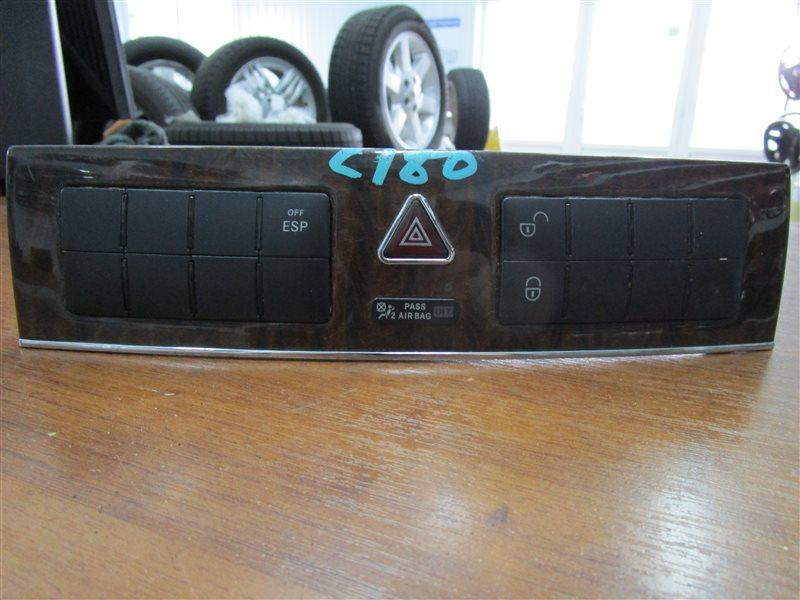 Блок кнопок Mercedes-Benz C W203 271.946