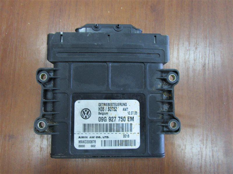 Блок управления акпп Volkswagen Golf Plus 1K BLR 2005