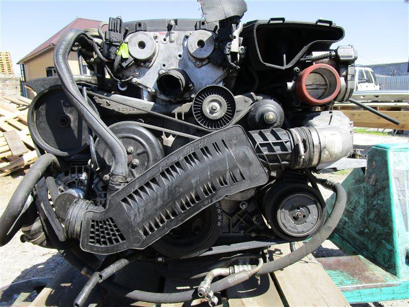 Двигатель Mercedes-Benz C W203 271.948