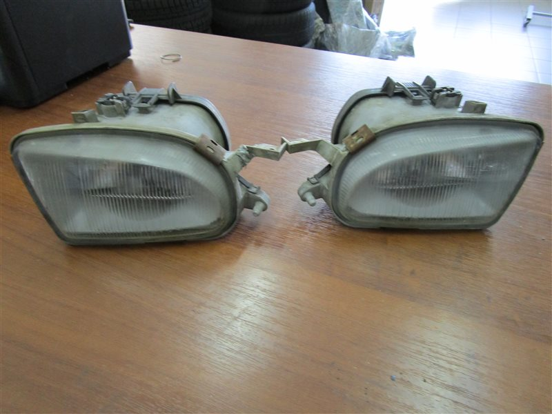 Фара противотуманная Mercedes-Benz Slk R170 111.973 1999
