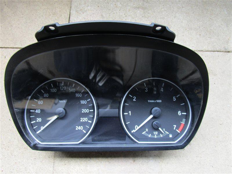 Щиток приборов Bmw 1-Series E87 N45B16A 2008