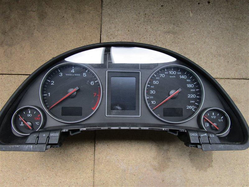 Щиток приборов Audi A4 B6 ALT 2001