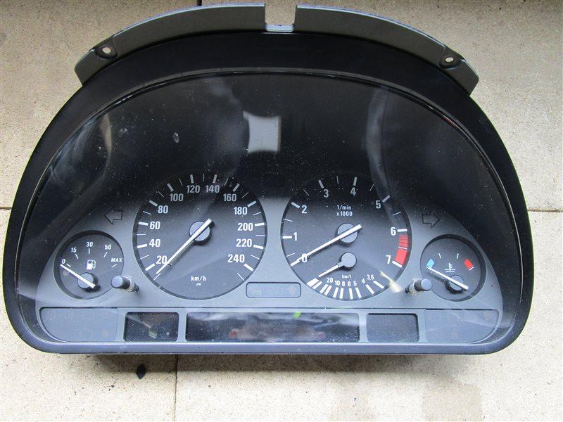 Щиток приборов Bmw 5-Series E39 206S3 M52 1998