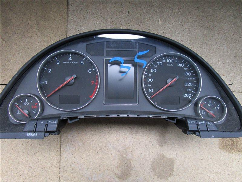 Щиток приборов Audi A4 B6 ASN 2003