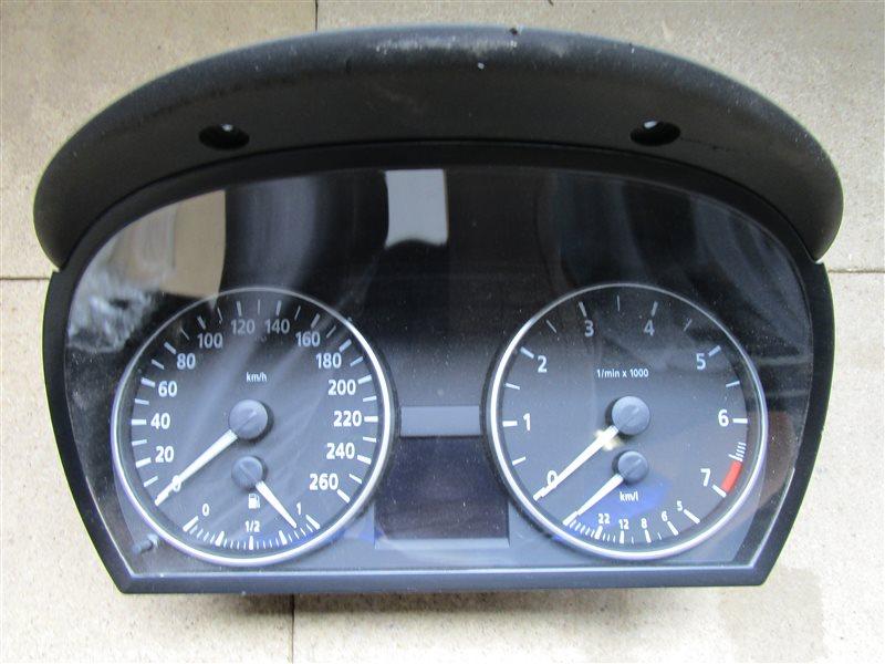 Щиток приборов Bmw 3-Series E90 N52B25A 2005