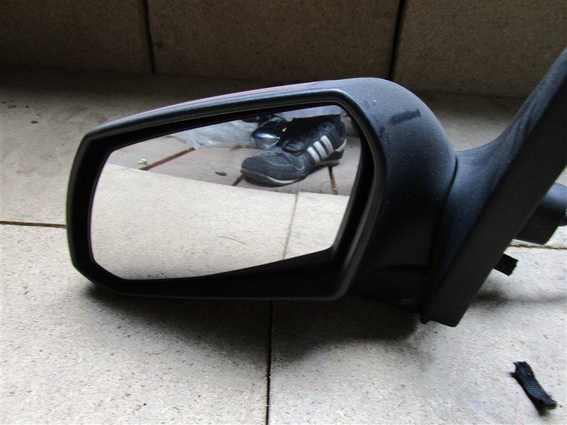 Зеркало Ford Mondeo 3 УНИВЕРСАЛ CJBB 2002 переднее левое