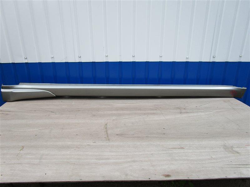 Накладка на порог Subaru Legacy BP5 EJ20XHB левая