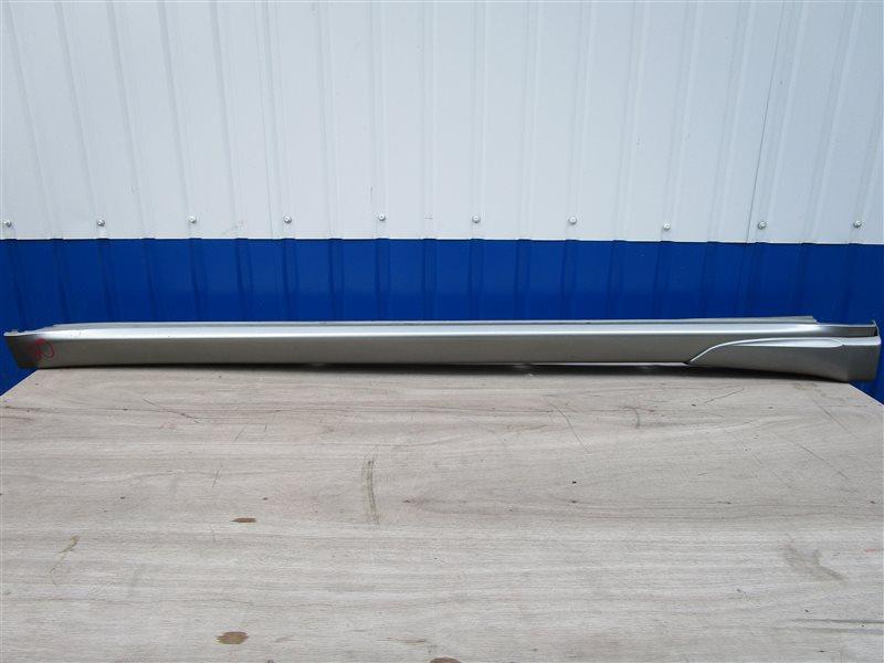 Накладка на порог Subaru Legacy BP5 EJ20XHB правая
