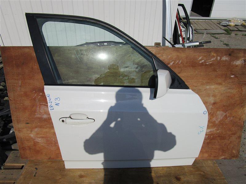 Дверь Bmw X3 E83 N52B25A 2006 передняя правая
