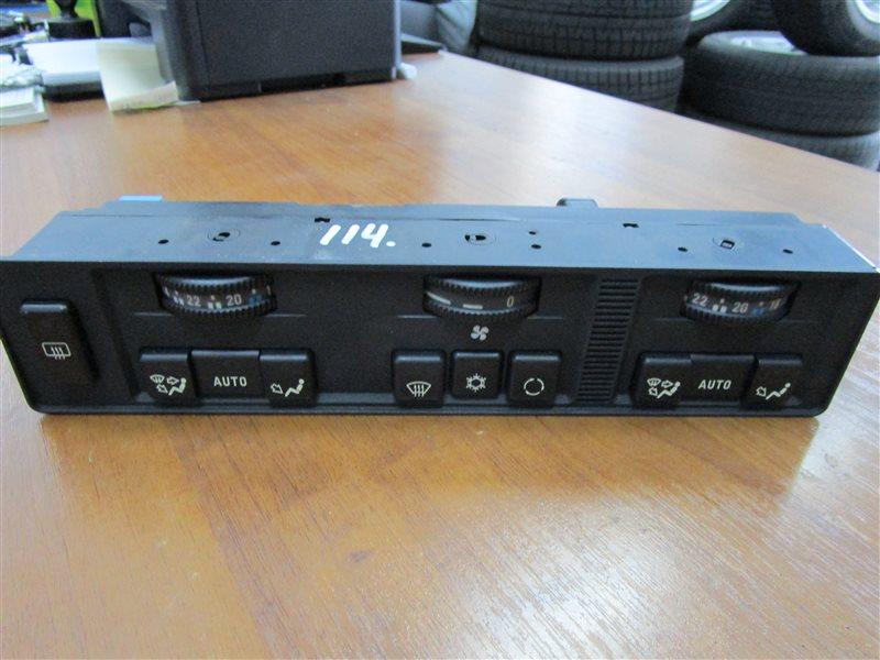 Блок управления климат-контролем Bmw 5-Series E34 M60/1 1993