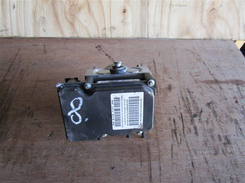 Блок abs Peugeot 307 3EHRFJ NFU10FX5PPSA 2005
