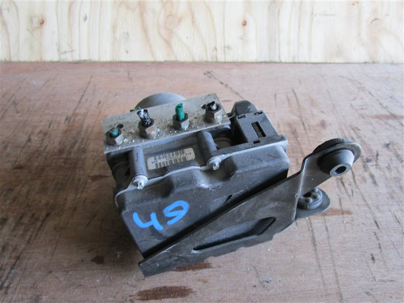 Блок abs Renault Megan MF4 F4R 1771 2006