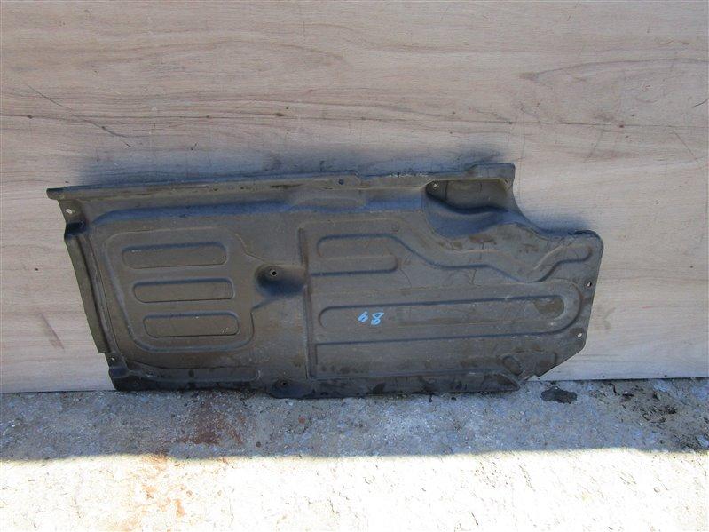 Защита антигравийная Mercedes-Benz E W211 112.949 2004 задняя левая