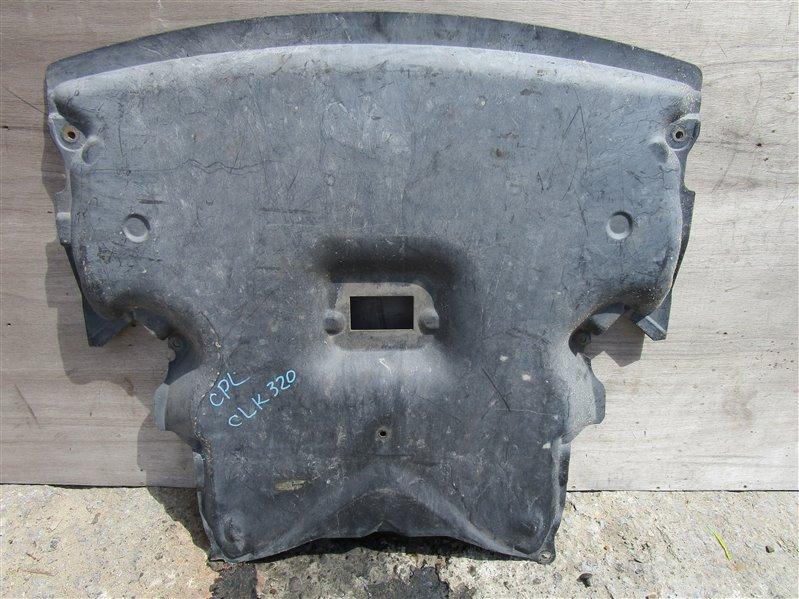 Защита двигателя Mercedes-Benz Clk W209 112.955 2004