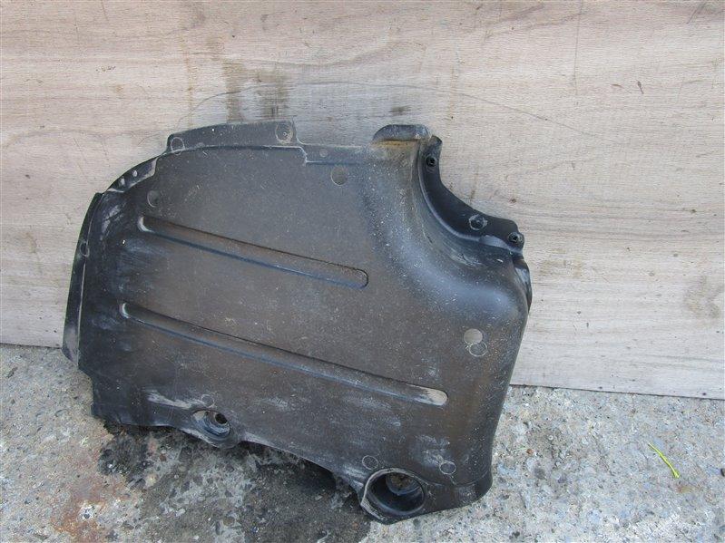 Защита антигравийная Audi A4 B7 BPW 2006 задняя