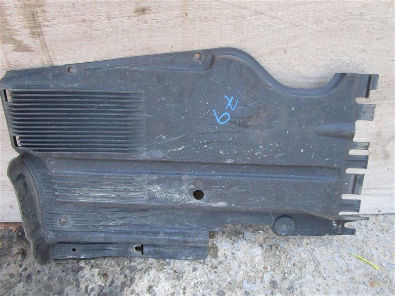 Защита антигравийная Audi A4 B8 CDHB 2008 задняя левая