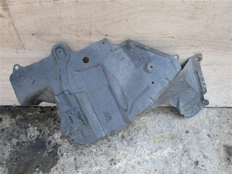 Защита двигателя Nissan X-Trail T30 QR20 2006 правая
