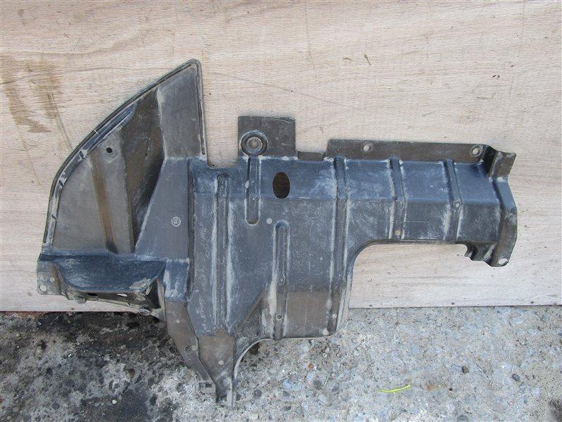 Защита двигателя Mitsubishi Outlander 03