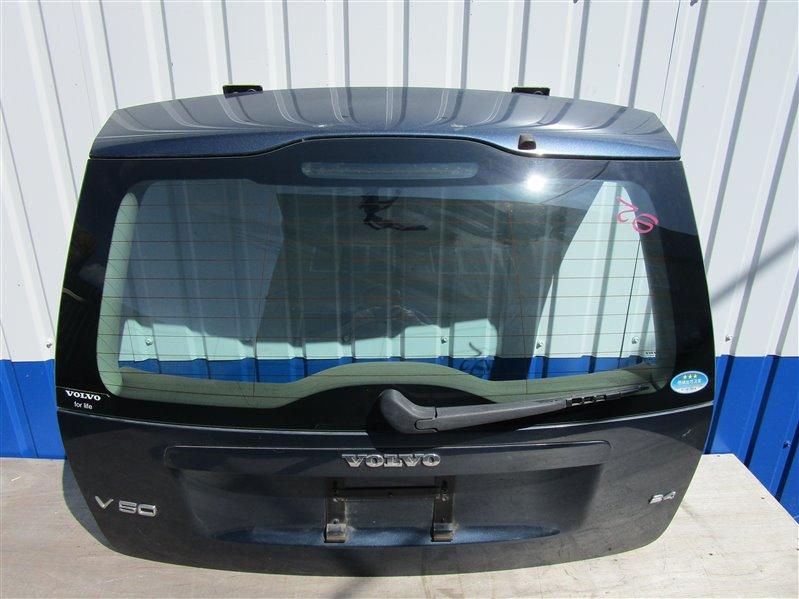 Крышка багажника Volvo V50 B5244S 2006 задняя
