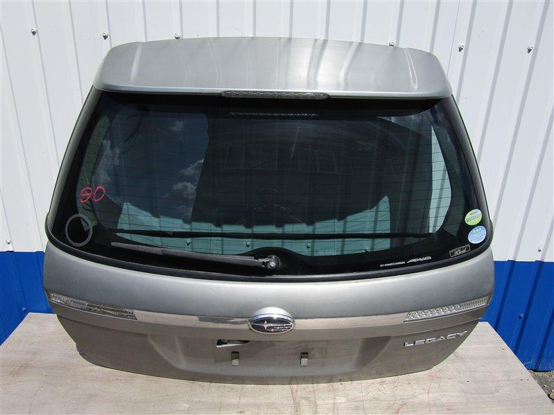 Крышка багажника Subaru Legacy BP5 EJ20XHB задняя