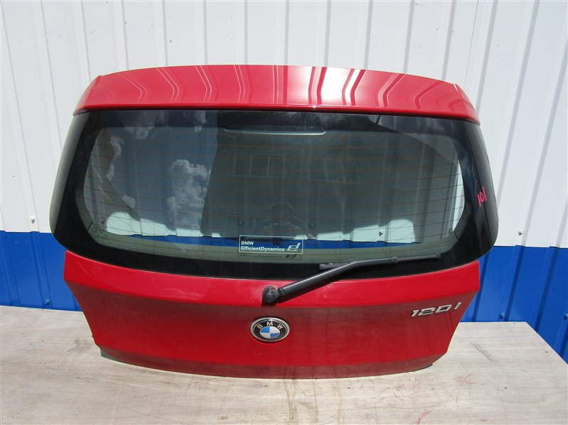 Крышка багажника Bmw 1-Series E87 N46B20B задняя