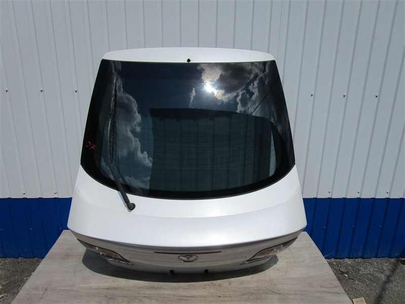 Крышка багажника Mazda 6 GG L3WE задняя