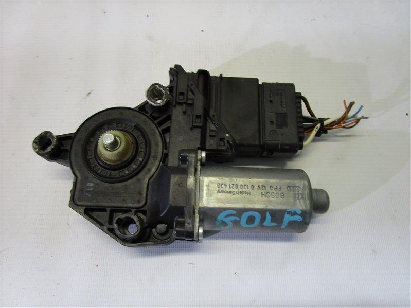 Мотор стеклоподъемника Volkswagen Golf Plus 1K BLR 2005 задний правый
