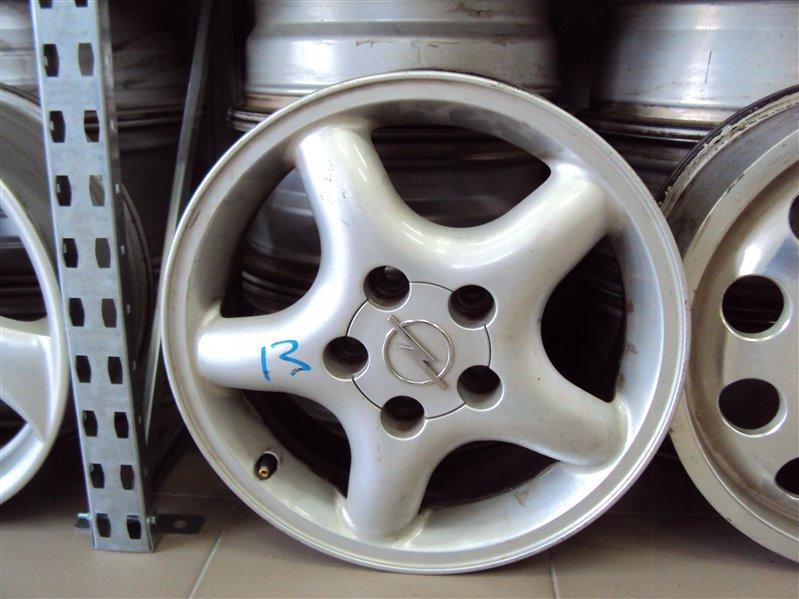 Диск колесный литой Opel Vectra B XH201 C20CEL 2000