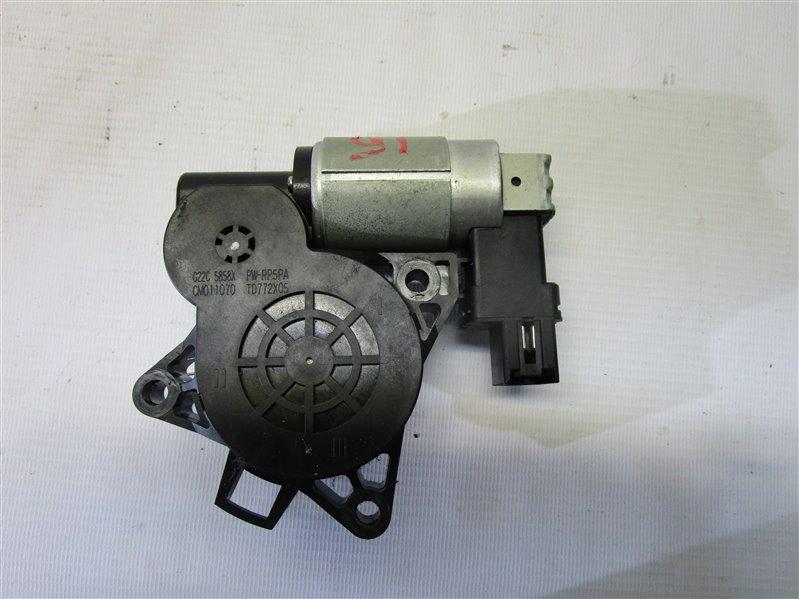 Мотор стеклоподъемника Mazda 6 GG L3WE 2002