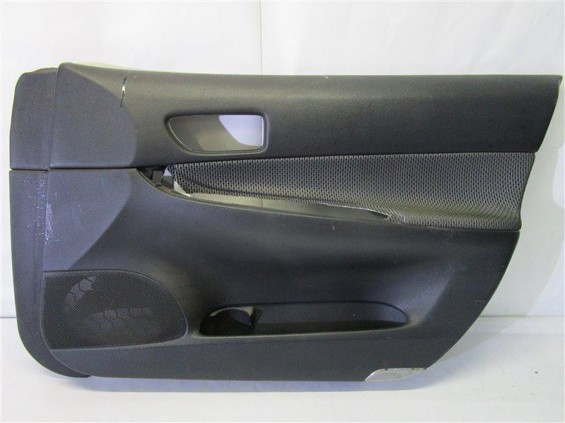 Дверная карта Mazda 6 GG L3WE 2002 передняя правая
