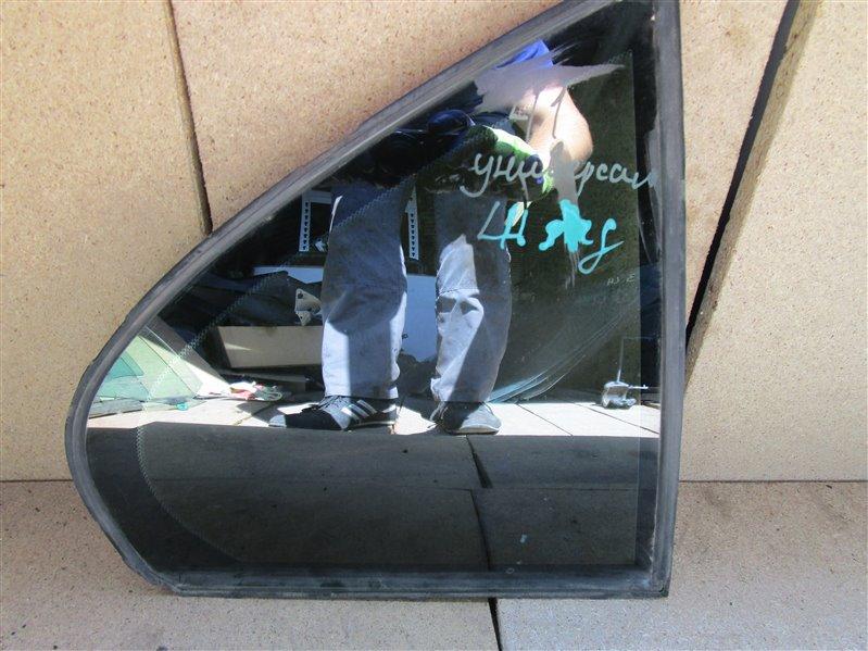 Форточка двери Bmw 3-Series E36 206S1 M52 1997 задняя левая