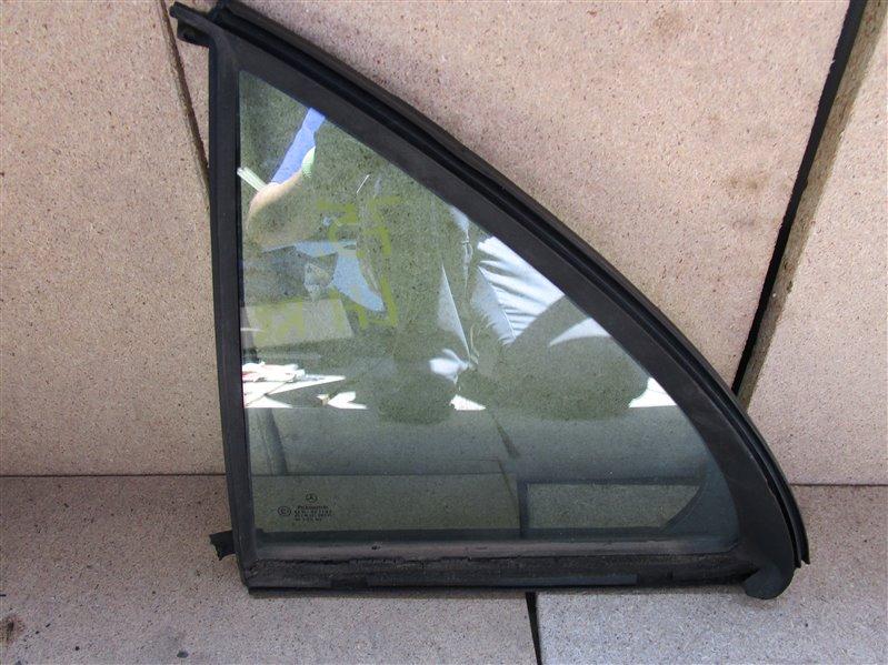 Форточка двери Mercedes-Benz C W203 111.951 2001 задняя левая