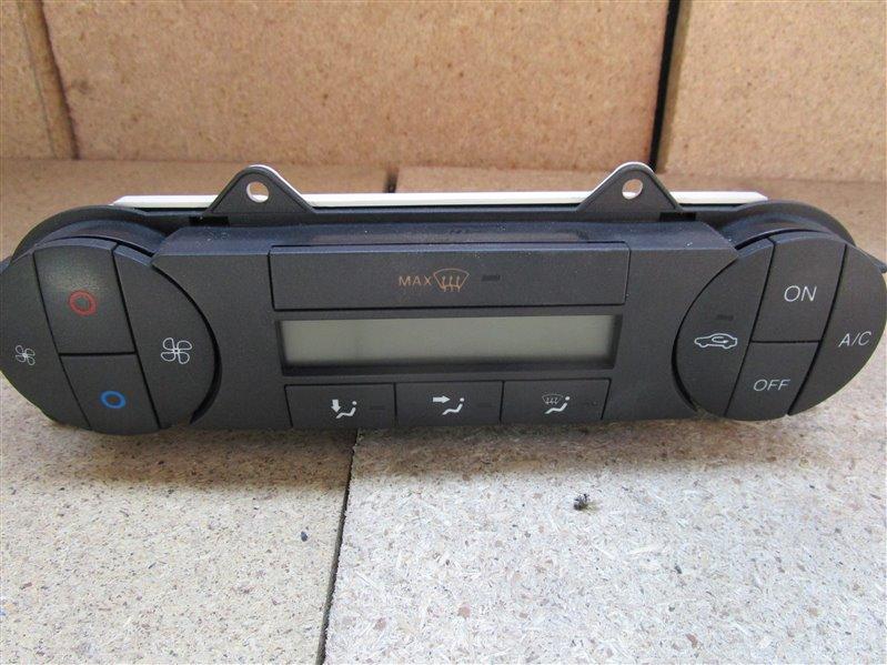 Блок управления климат-контролем Ford Mondeo 3 ЛИФТБЭК 2004
