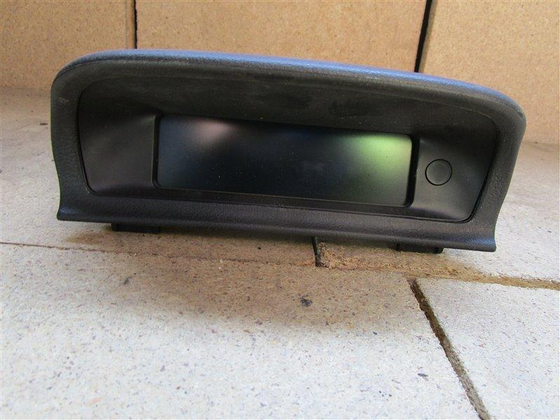 Дисплей информационный Peugeot 307 T5NFU TU5JP4 2008