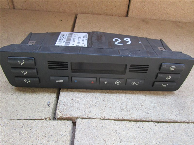 Блок управления климат-контролем Bmw 3-Series E46 194E1 M43 1999