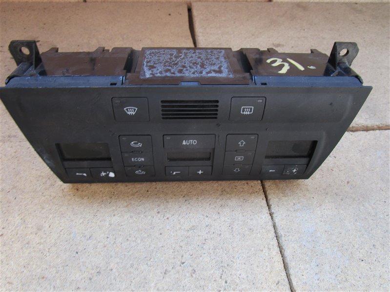 Блок управления климат-контролем Audi Allroad C5 BES 1999