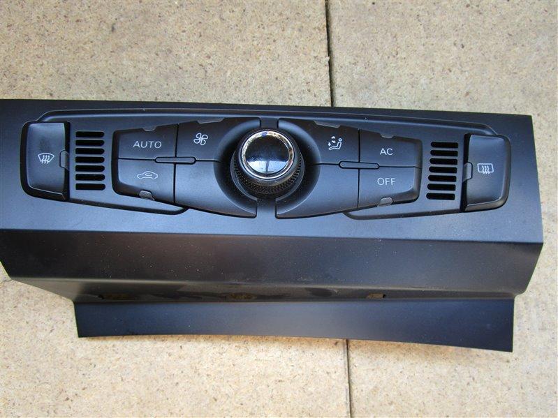 Блок управления климат-контролем Audi A4 B8 CDHB 2008